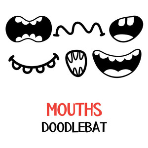 mouths doodlebat