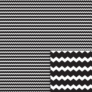 black chevron background paper