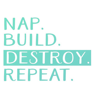 nap build destroy repeat