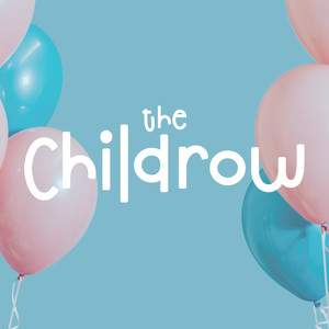 the childrow font