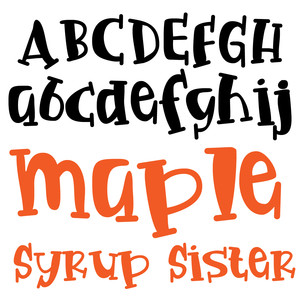 pn maple syrup sister