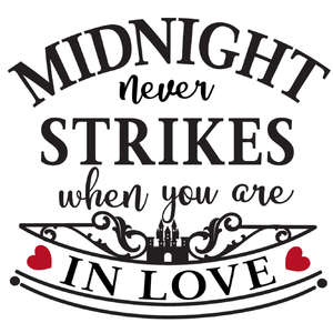 midnight never strikes