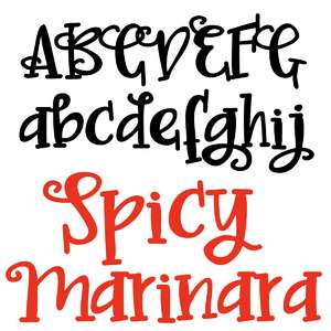 pn spicy marinara