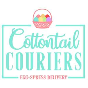 cottontail couriers sign