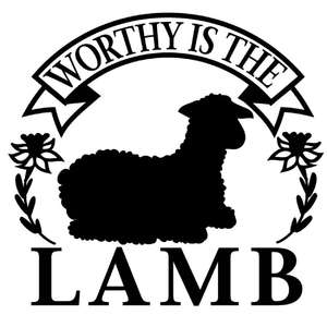 worthy is lamb
