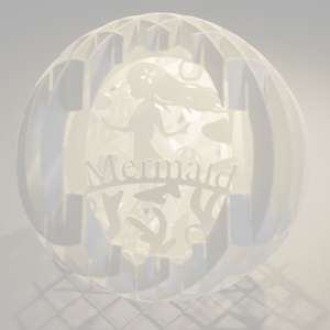 four layered pop up sphere mermaid pro