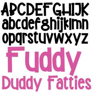 pn fuddy duddy fatties