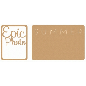 epic photo/summer cards