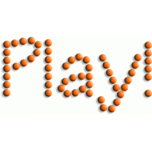 play! - rhinestone word collection