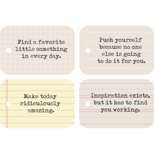 make today everyday note cards
