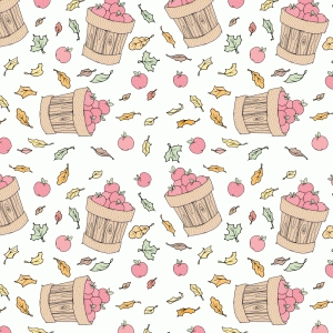 harvest basket printable