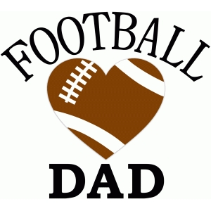 football dad title