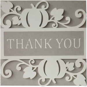 5x5 thank you card