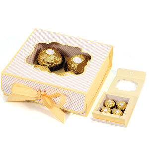 four candies box