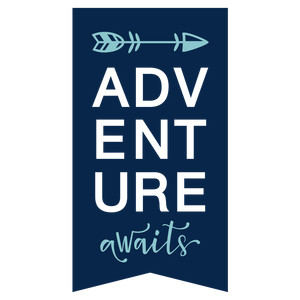 adventure awaits banner