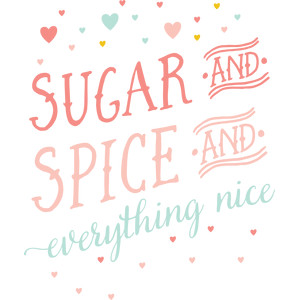 sugar and spice quote