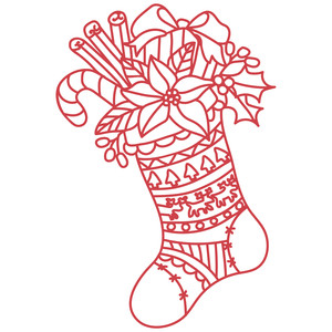 stuffed stocking