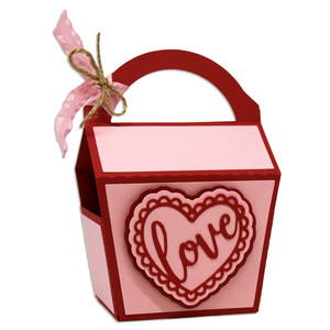 love favor box