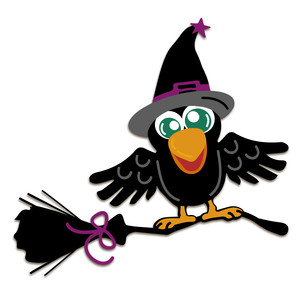 witch raven