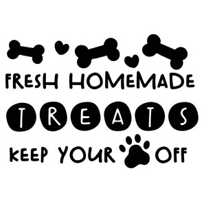 fresh homemade treats