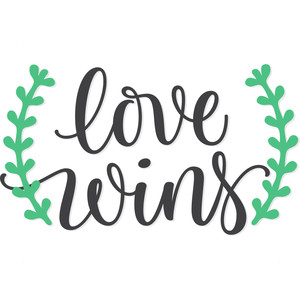love wins laurel