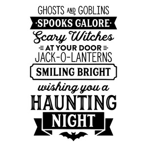 ghosts & goblins