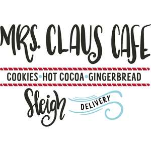 mrs claus cafe