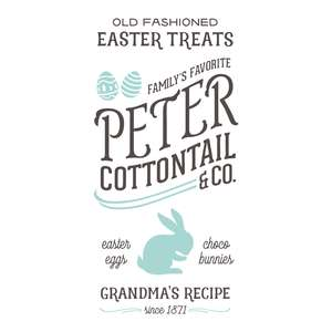 peter cottontail easter treats
