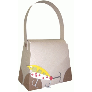 fishing gift bag