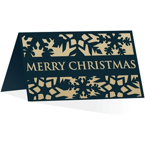 card - merry christmas