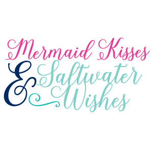mermaid kisses quote