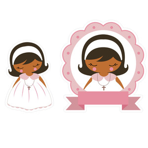 first communion tag