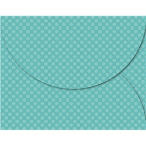 circle flap envelope
