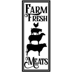 farm fresh meats