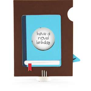 a2 iris shutter card birthday book