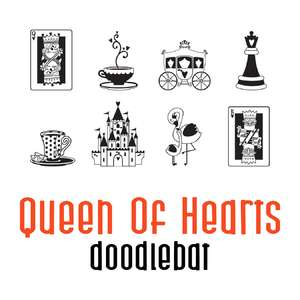 queen of hearts doodlebat