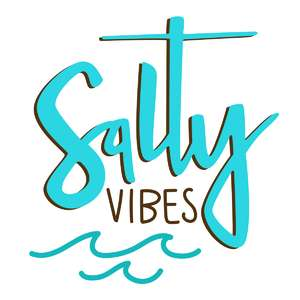 salty vibes phrase