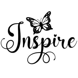 inspire butterfly word