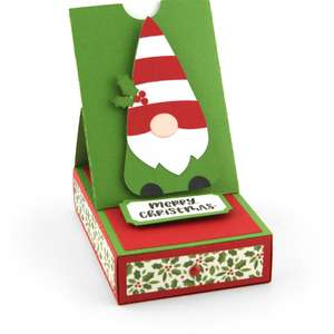 gift card box gnome