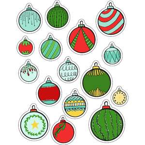 ml ornamental ornaments stickers