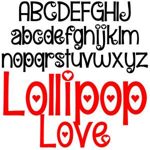 pn lollipop love