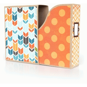 a2 lori whitlock card & magazine holder with sleeve