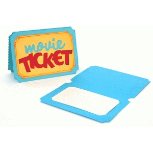 amanda mcgee movie theater gift card holder
