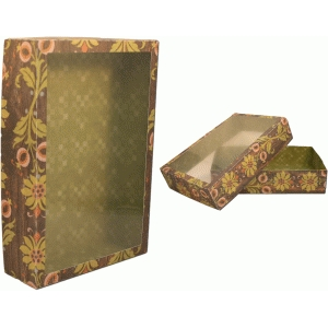 3d 4x6 photo storage and display box