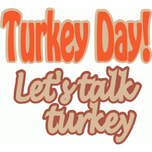 turkey phrases