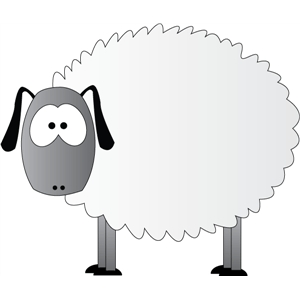 toon sheep