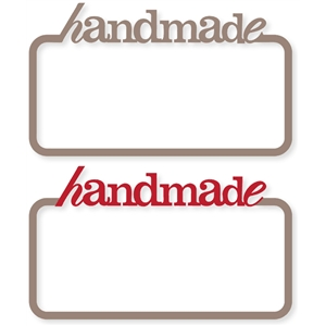 'handmade' label