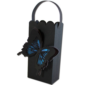 blue ulysses butterfly bag
