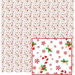 candy cane paper