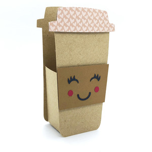 coffee cup box